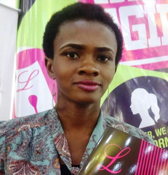 Chimezie Vivien Anajama, #EAGNigeria Winner #100
