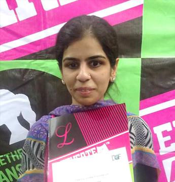 Haleema Sarwar – Educate a Girl #756