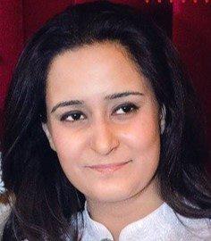 Mehwish Ayyub , Marekting & Communications